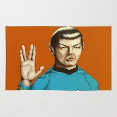 Mr. Spock Rug