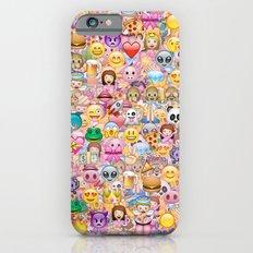 emoji / emoticons iPhone 6 Slim Case