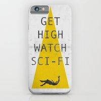 watch sci-fi iPhone 6 Slim Case