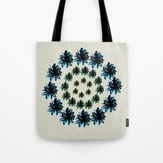Flower Hour Tote Bag