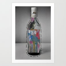 That's What Drugs And Alcohol Are For Art Print