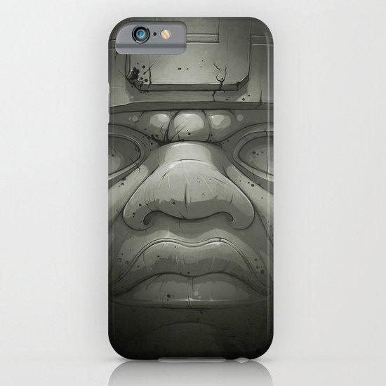 Olmeca I. iPhone & iPod Case