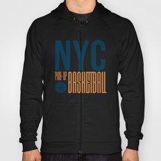 N.Y.C. Pick-Up Basketball Hoody