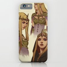 Princess Zelda drawings iPhone 6 Slim Case