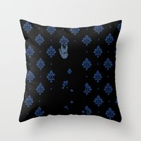 Double Dare Throw Pillow