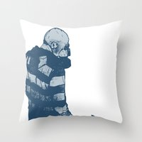 Most Days Are Just About… Throw Pillow