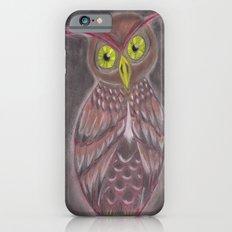 Stylized Owl Slim Case iPhone 6s