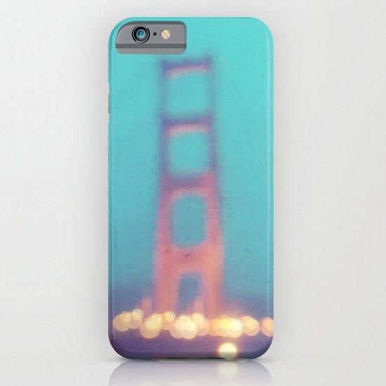 la nuit. San Francisco Golden Gate Bridge photograph iPhone & iPod Case