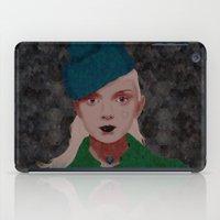 Noir iPad Case