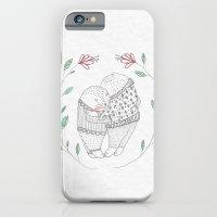 Love Cat iPhone 6 Slim Case