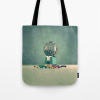 World Is Better Without … Tote Bag