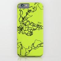 Sovereign Map iPhone 6 Slim Case