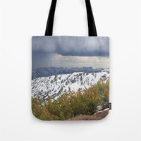 Sonora Peak Tote Bag