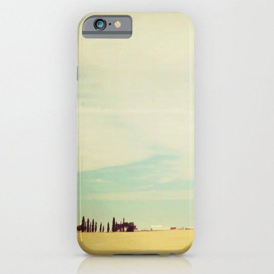 Farm Polaroid iPhone & iPod Case