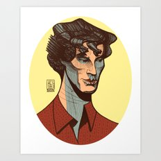 S.O.S. Art Print