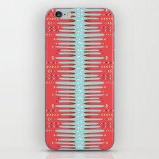 Bleeding Stripes #2 iPhone & iPod Skin