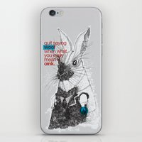 Politics iPhone & iPod Skin