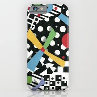 iPhone & iPod Case featuring Ticker Tape by Patricia Shea Designs