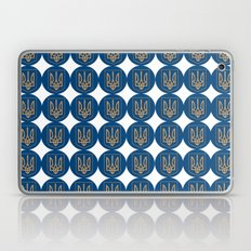 Ukrainian trizub Laptop & iPad Skin