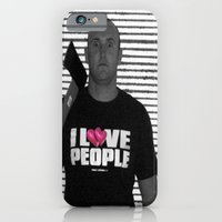 Love People iPhone 6 Slim Case