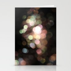 Bubbly Bokeh Stationery Cards