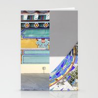 SIT/STAND Stationery Cards