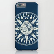Sailors Compass iPhone 6s Slim Case