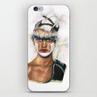 Fashion High. iPhone & iPod Skin
