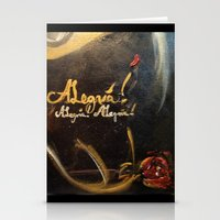 Alegria! Alegria! Alegri… Stationery Cards