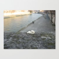 gum, Paris Canvas Print