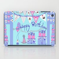 Happy Birthday iPad Case