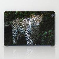 Jungle Cat iPad Case