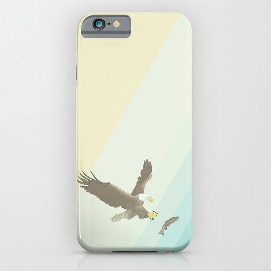 Eagle & Fish iPhone & iPod Case