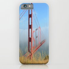 Golden Gate Bridge- SFO iPhone 6 Slim Case