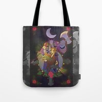 Sleepy Hollow - Abbie An… Tote Bag