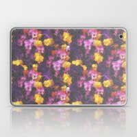 Violets And Pearls Laptop & iPad Skin