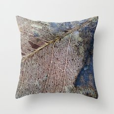 Decomposition Throw Pillow