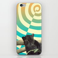 Jaguar iPhone & iPod Skin