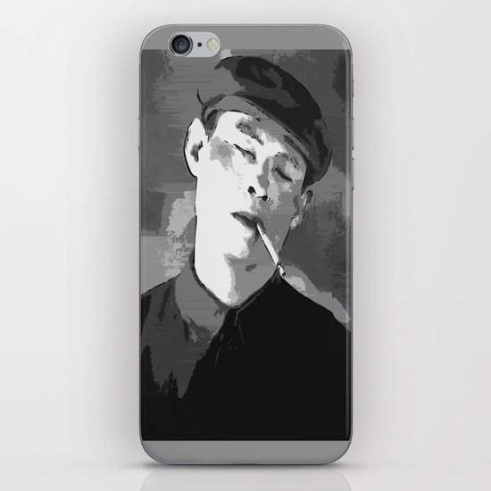 The Smoker iPhone & iPod Skin
