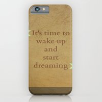 It's time to wake up... iPhone 6 Slim Case