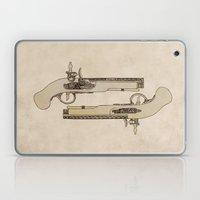 Flintlocks Laptop & iPad Skin