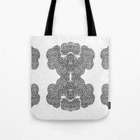the old treebeard & the blind owl Tote Bag