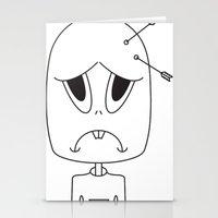 Arrow Head Stationery Cards