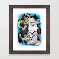 Dalianish Framed Art Print
