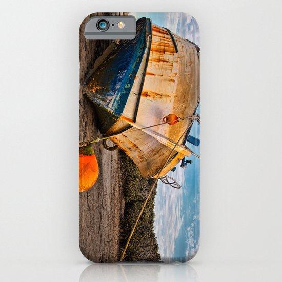 Abandoned Ship iPhone & iPod Case
