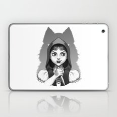 Little Red Riding Hood's Surprise Laptop & iPad Skin