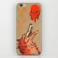 Fizzox iPhone & iPod Skin