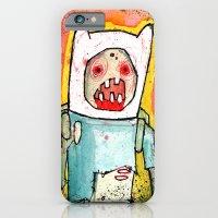 Finn The Zombie iPhone 6 Slim Case