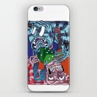 DICE VICE ! iPhone & iPod Skin