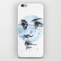 small piece 27 iPhone & iPod Skin